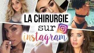 LA VERITE SUR LA CHIRURGIE SUR INSTAGRAM ( Kylie Jenner, Madison Beer, Nathalie Paris, Kr ...