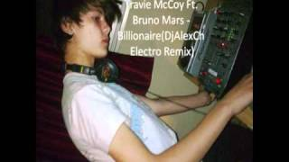 Travie McCoy Ft. Bruno Mars - Billionaire(DjAlexCh Electro Remix)