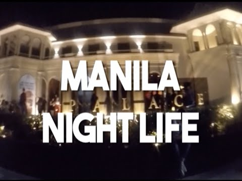 Manila Night Life (Vlog 7 - The Palace, Pool Club, Valkyrie)