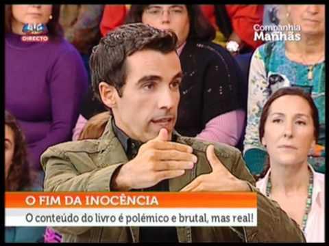 """Entrevista no programa """"Companhia das Manhãs"""" - YouTube Companhia Das Manhas"""