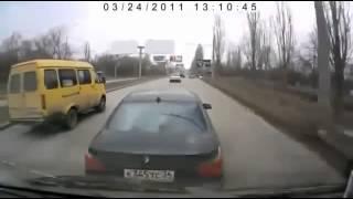 Новое видео приколы на дороге) Гаишники Октябрь 2013
