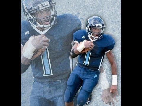 Devyn Cannon Class of 2013 Football Highlight for Central High School