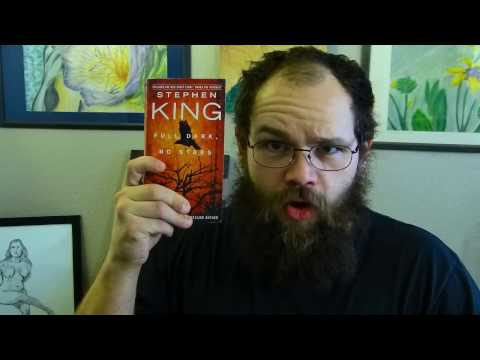 Full Dark, No Stars by Stephen King Book Review (3 of 4 book haul)