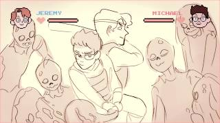 2 player game- be more chill animatic