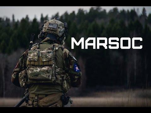 MARSOC • Marine Corps Special Operations Command • USMC