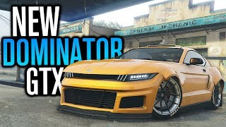NEW AMERICAN ICON?! | Vapid Dominator GTX | GTA V (Online)