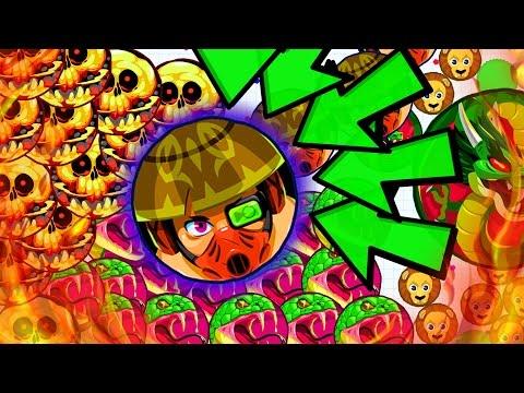 ULTRA AGAR.IO DOUBLE SPLIT DESTRUCTION!!! AGARIO EPIC BEST TRICKS!!!