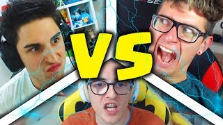 ANIMA VS ST3PNY VS SURRY - CHI VINCERA'?!