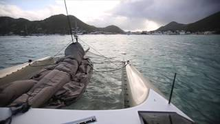 On test  – the superfast Gunboat 55 cruiser