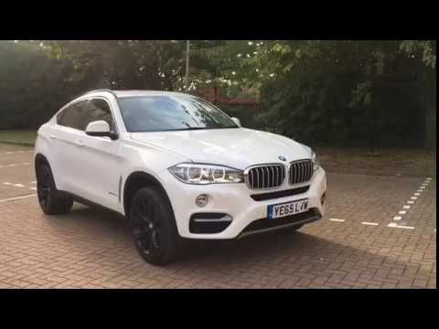bmw x6 40d 2016 used car review youtube. Black Bedroom Furniture Sets. Home Design Ideas