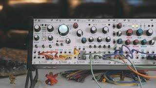 Loom 1 (ft. Plaits)   All Mutable Instruments Eurorack Modular Synthesizer
