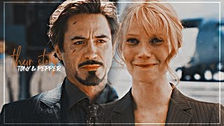 tony & pepper || their story