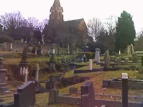 Nottingham- Church (Rock) Cemetery- Part 1