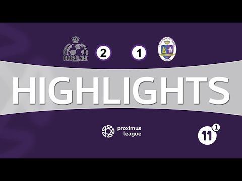 Highlights NL / Roeselare - Beerschot Wilrijk (09/09/2018)