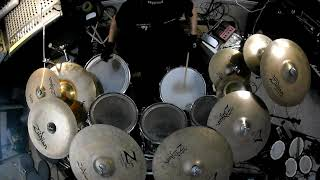 Sunset - Devin Townsend Band. drum cover by Fatty Matty