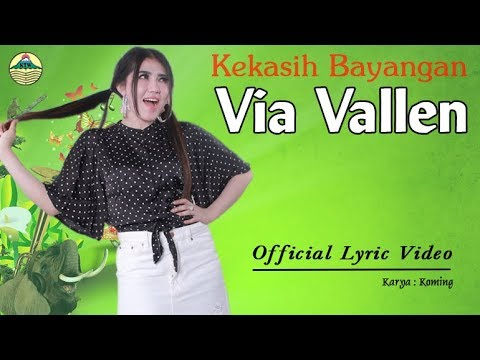 Kekasih Bayangan - Via Vallen (OM. Sera)  |  Lyric   #music