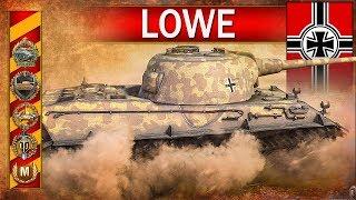 Lowe - mistrzostwo świata i 200 000 zarobku - World of Tanks