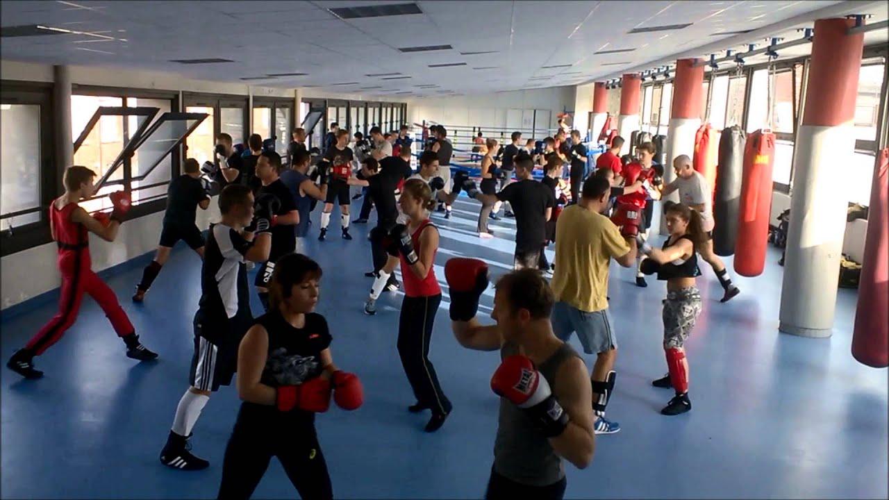 club boxe francaise lille