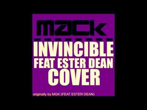 """""""Invincible"""" By MGK Feat Ester Dean - Spencer McIntosh Cover"""