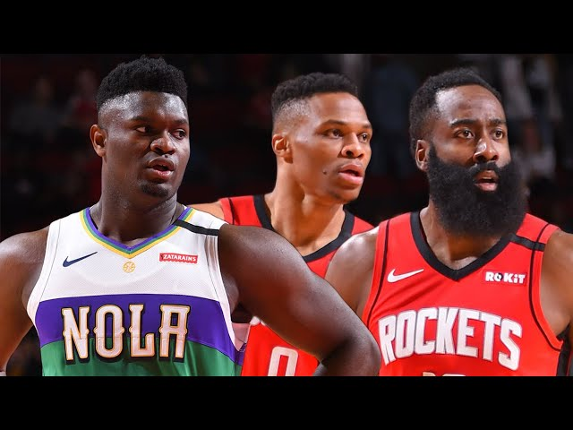 Houston Rockets vs New Orleans Pelicans Full Game Highlights | February 2, 2019-20 NBA Season