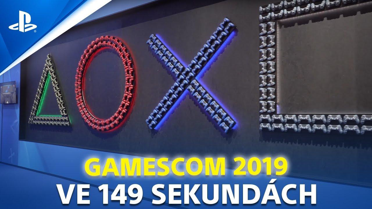 GAMESCOM 2019 ve 149 sekundách | Infobox