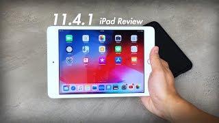 iOS 11.4.1 iPad Review