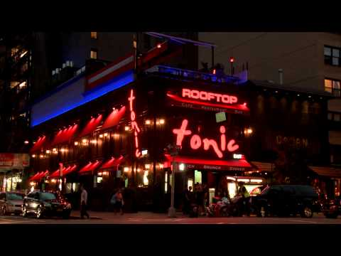 Tonic East, Murray Hill, NYC - Great food, Sports-Watching Environment, and Nightlife