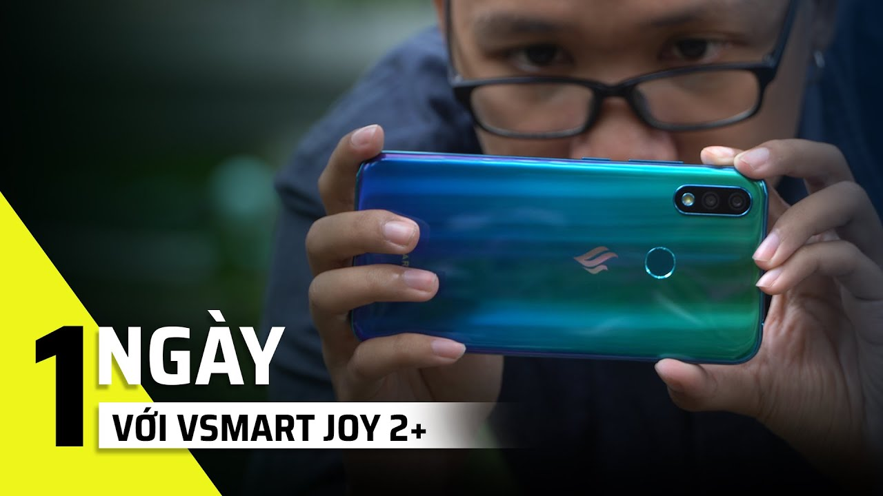 Vsmart Joy 2+ 2GB-32GB Đỏ (No.00602648)