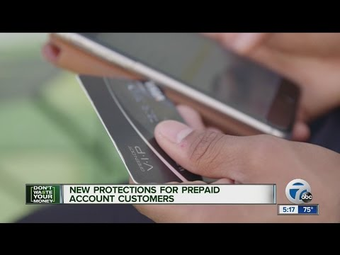 Saving money on prepaid cards