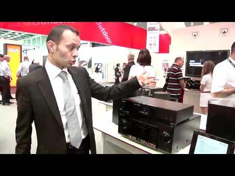 IFA 2011 : Pioneer SC-LX85 et BDP-LX55