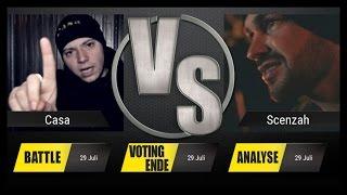 JBB 2015 [8tel-Finale 6/8] - Casa vs. Scenzah [ANALYSE]
