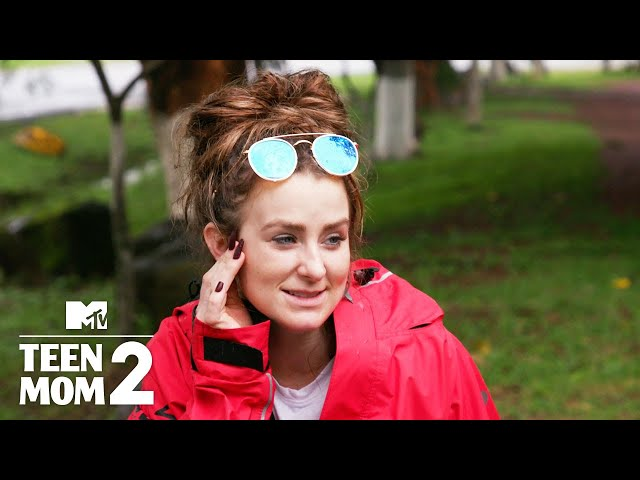 Leah Shows Up For Victoria + Kailyn Gets a Psychic Medium Reading   Teen Mom 2