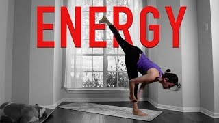 Morning Yoga for Energy   Ali Kamenova Yoga