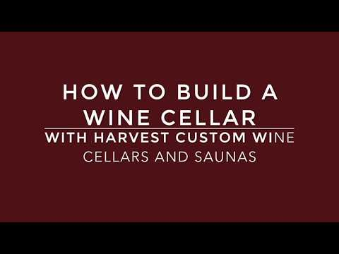 How to Build a Wine Cellar for Your Williamsburg, VA Residence