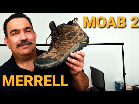 Hiking Boot Review: Merrell Moab 2 Mid Waterproof