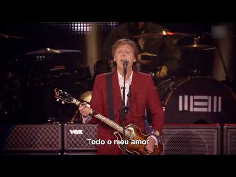 Paul McCartney - All My Loving (Legendado PT- BR) Live HD