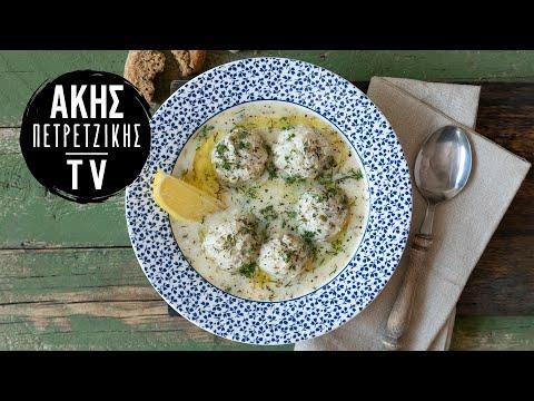 Γιουβαρλάκια με Κιμά Κοτόπουλου Επ. 3 | Kitchen Lab TV | Άκης Πετρετζίκης