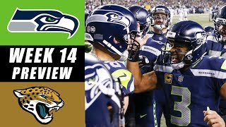 Seattle Seahawks vs Jacksonville Jaguars Predictions