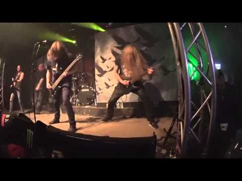 The Haunted - Cutting Teeth Live Kyttaro 2015 HD