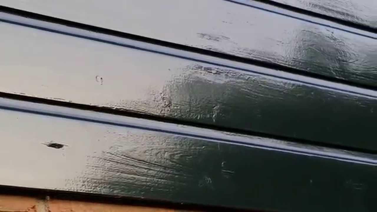 Houten Gevel Vervangen Door Kunststof