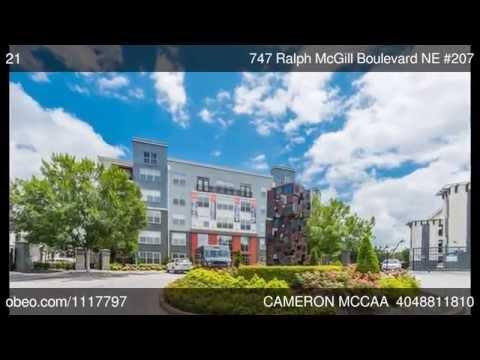 747 Ralph McGill Boulevard NE 207 Atlanta GA 30312 - CAMERON MCCAA