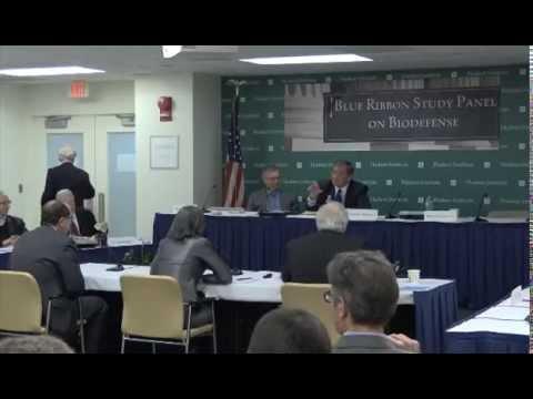 Blue Ribbon Study Panel on Biodefense