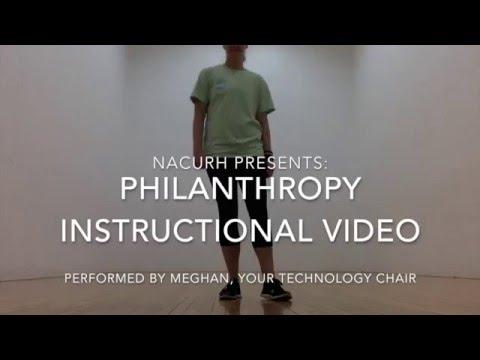NACURH 2016 Philanthropy Video