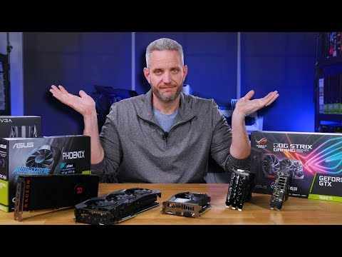 We requested the CHEAPEST GTX 1660Ti Models to Review!