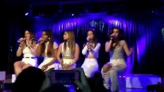 Fifth Harmony // Sam Smith Medley