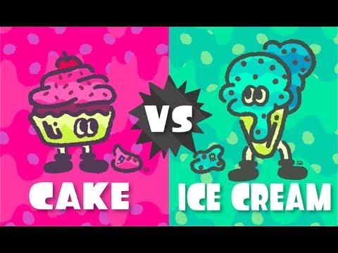 Cake Vs Ice Cream Results