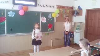 презентация портфолио на английском 2 класс