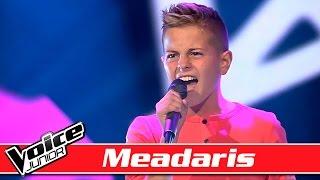 Meadaris synger: Beyoncé - 'Listen' - Voice Junior / Blinds