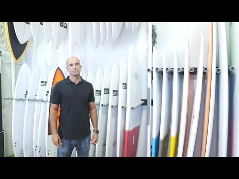 AS Jesús Ruiz, tailor made surf boards to lead Europe