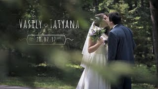 Василий и Татьяна | Эмоции свадебного дня